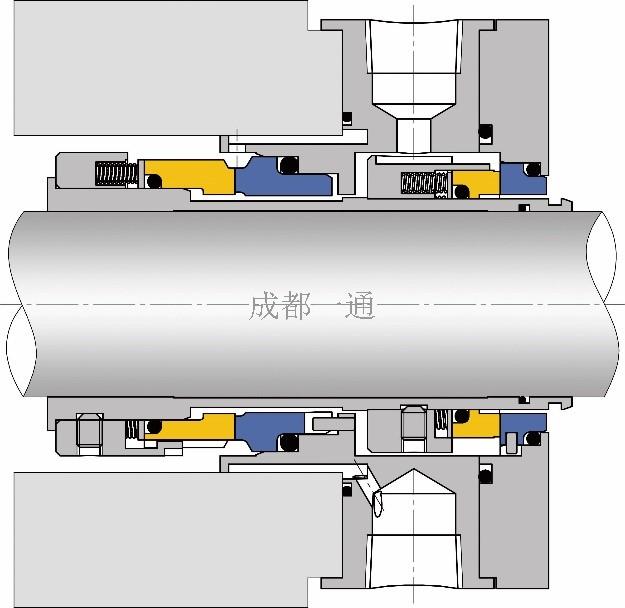 YTUP282上游泵送密封