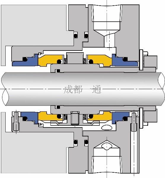 YTUP283下游泵送密封
