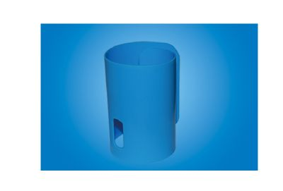 Plastic Cuff Holders(Blue)
