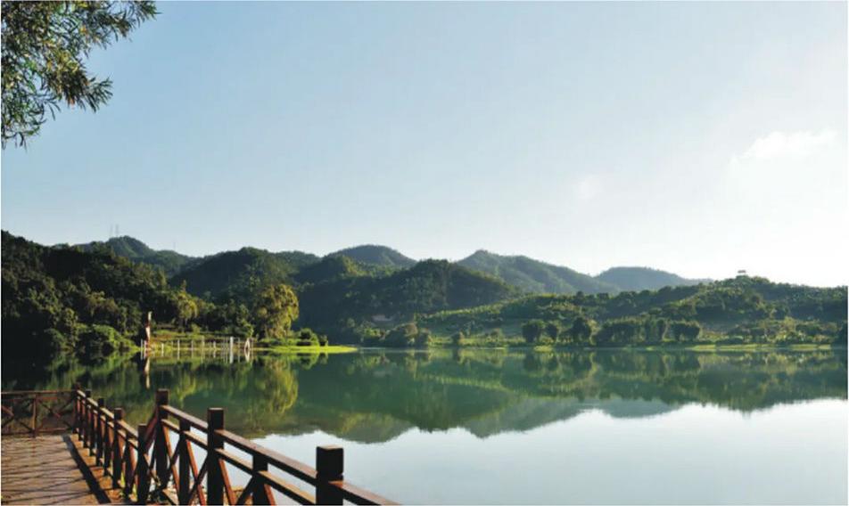 金钟湖公园