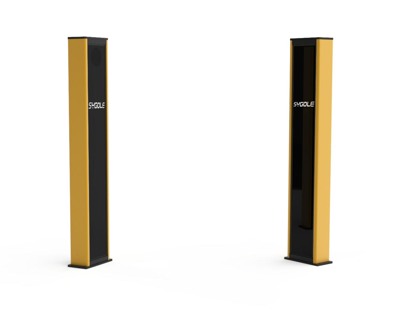 SG-UP-G240系列 工业级RFID仓储物流通道门