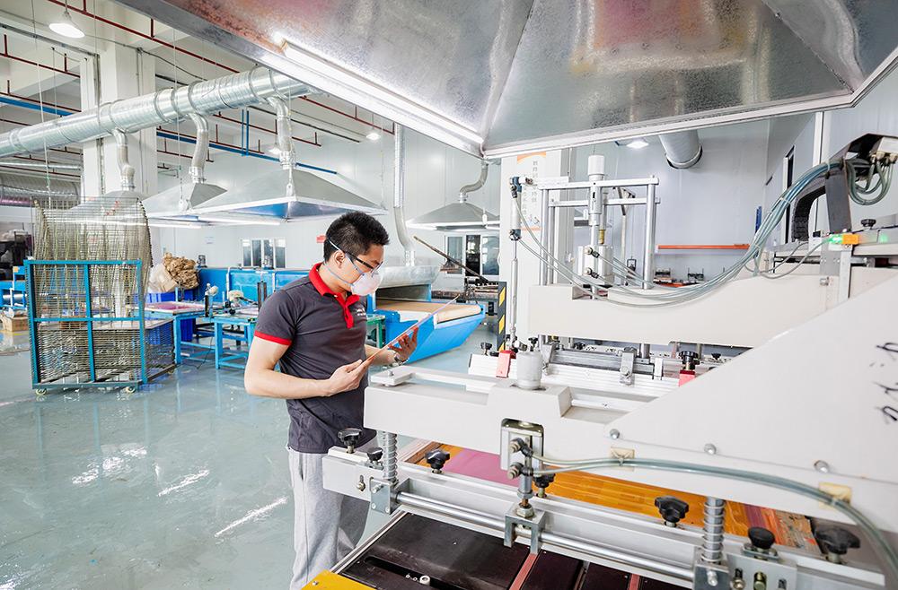 Auto-Printing Machine