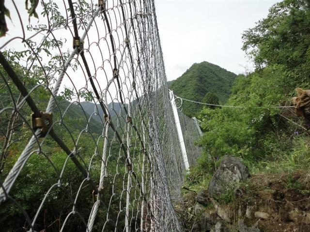 贵州毕节RXI-050被动防护网_被动环形网
