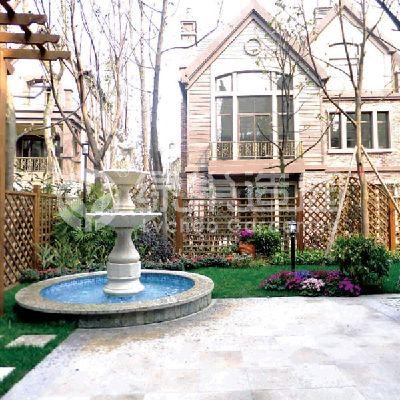 现代花园功能与艺术