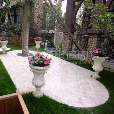 成都别墅私家园林造园设计