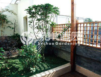 简约中式私家花园设计施工