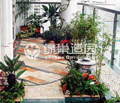 阳台花园设计与施工