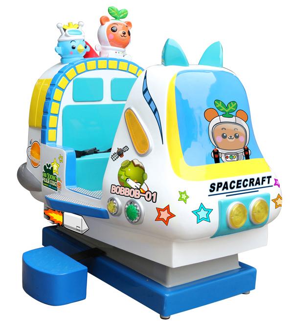 博博熊—太空船 (YP0220A)