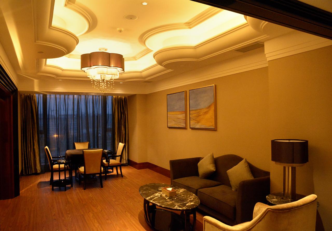 酒店棋牌室