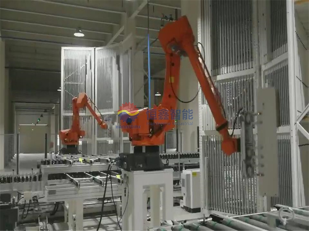 机器人分拣