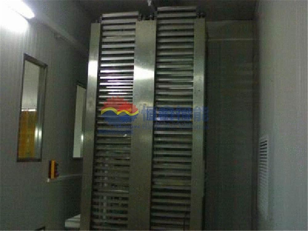 升降式冷却塔