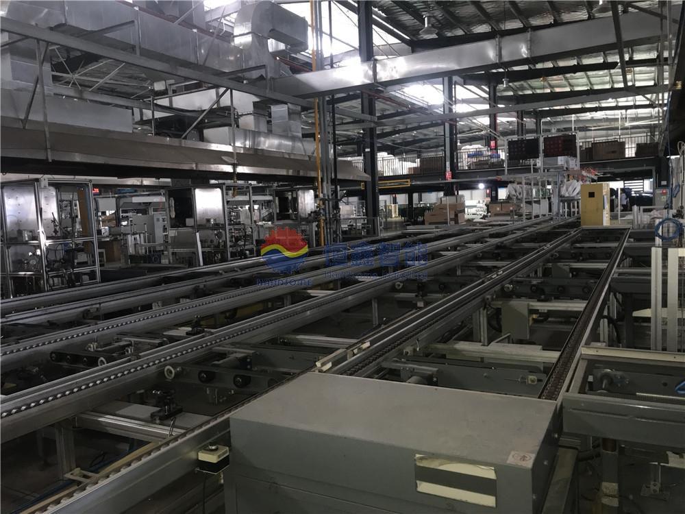 热水器智能生产线