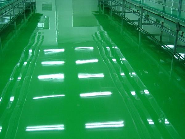 ELCO-03 epoxy self-leveling floor