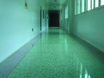 ELCO-06 epoxy colored sand, colored stone (epoxy grindstone) floor