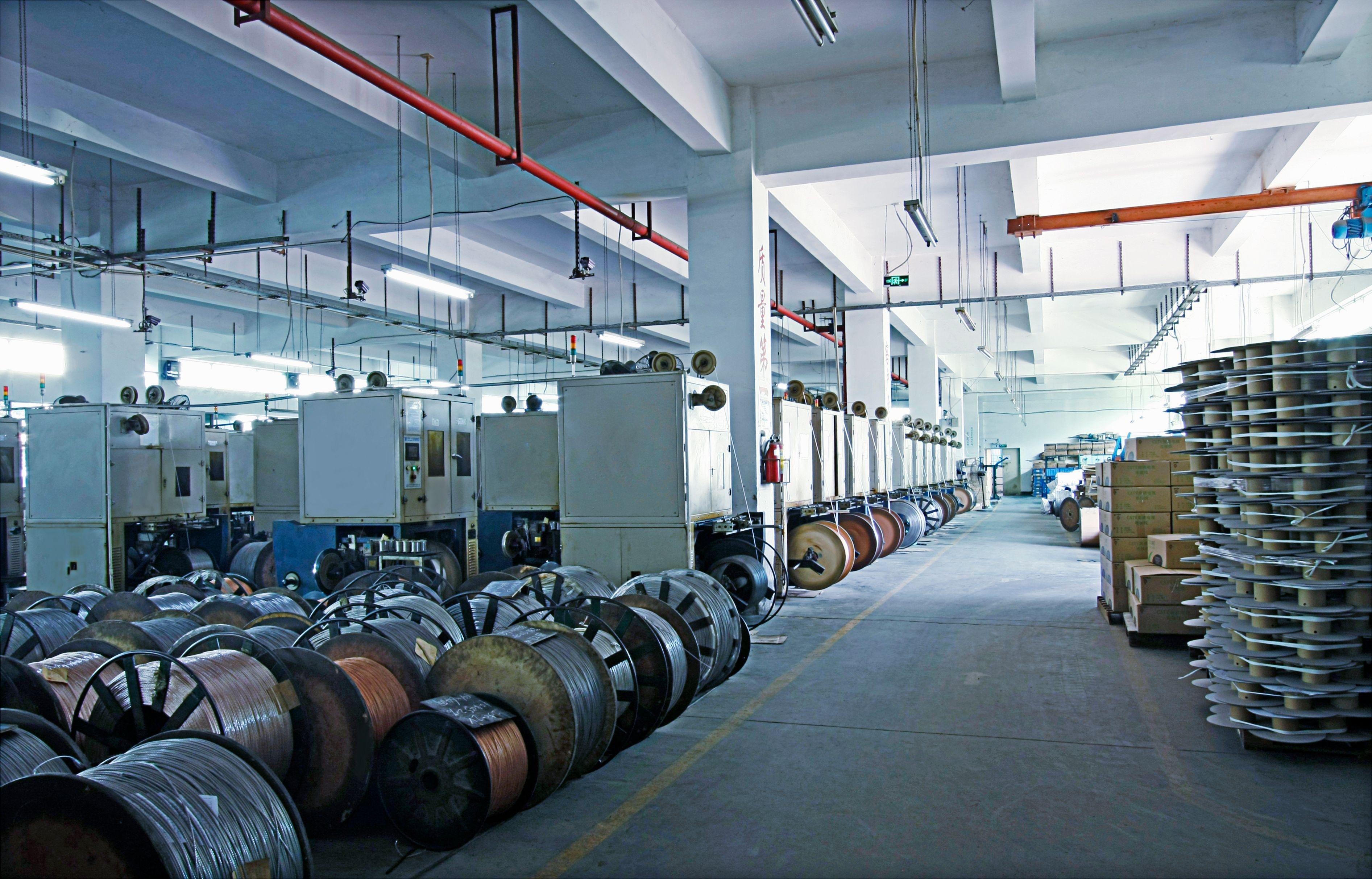 Weavingproductionline