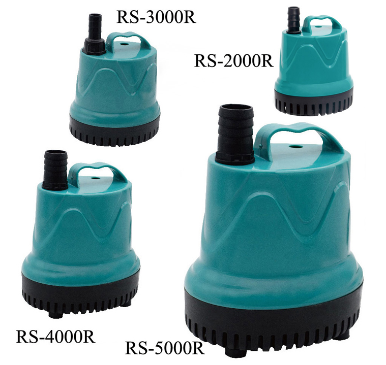 RS-2000R, -3000R, -4000R, -5000R
