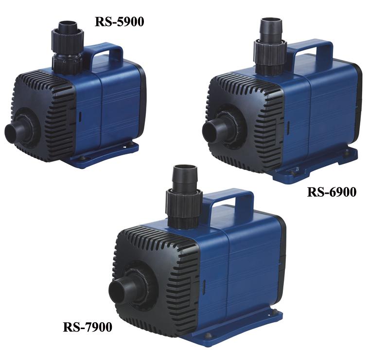 RS-5900, -6900, -7900