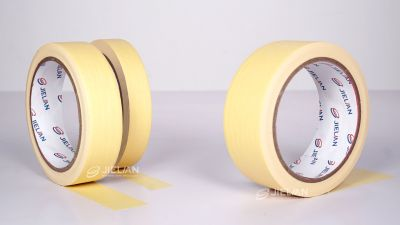Professional Grade High Performance Automotive Masking Tape MT710 With High Tempeature Resistance