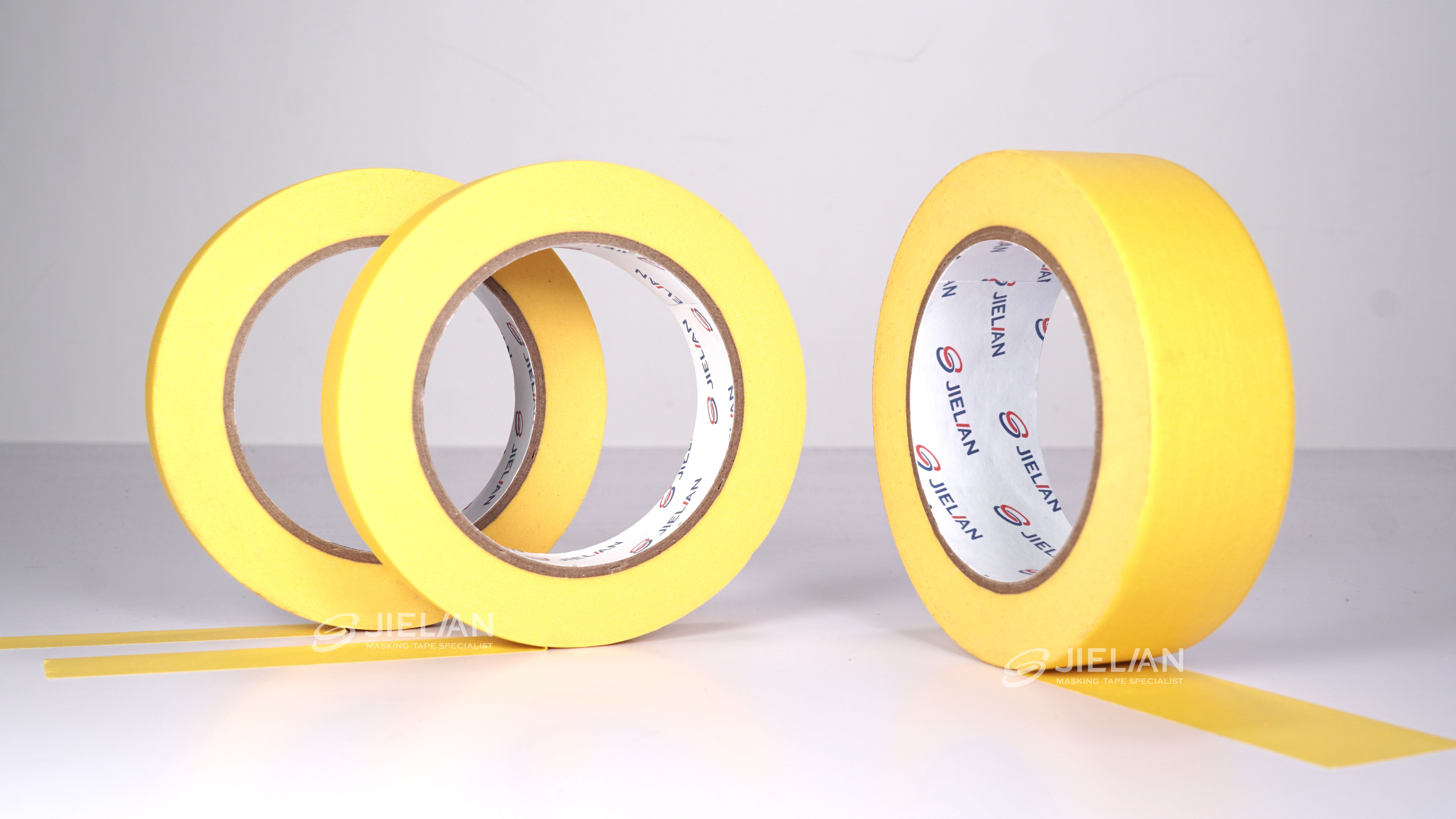 Professional Grade Automotive Performance Paint Masking Tape MT630 With 5 Days UV Resistance