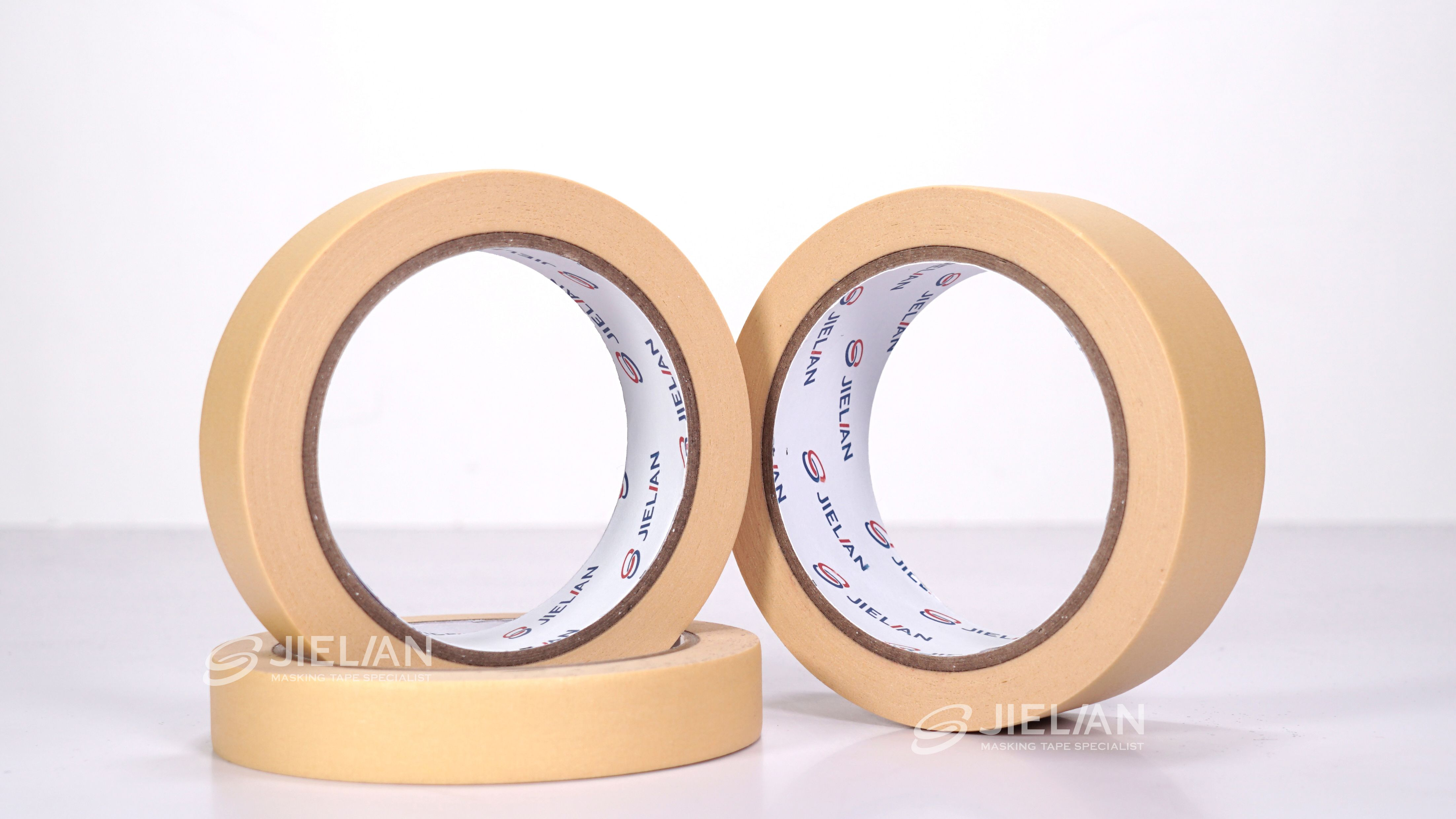 Professional Grade High Temperature Resistant Automotive Painting Masking Tape MT528