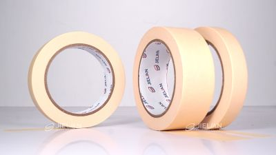 Master Grade High Performance Automotive Masking Tape MT529 With 120'c Heat Resistance