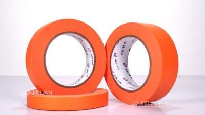 Waterproof And High Temperature Resistance  Automotive Masking Tape MT636