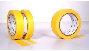Waterproof And High Temperature Resistance  Automotive Masking Tape MT636Y