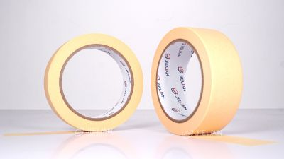 Acrylic Water Adhesive Masking Tape MT611 For Home Painting