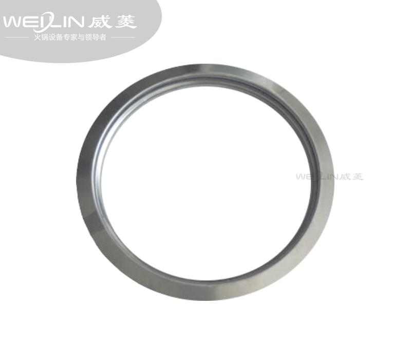 圆涮涮锅钢圈