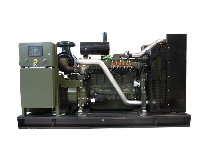 WP12系列—200kW陆用燃气发电机组