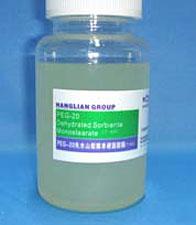 Emulsifiers -C14 Fatty Alcohol
