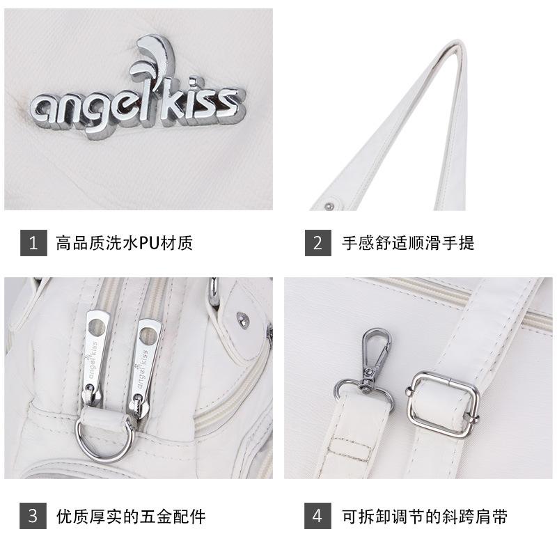 2020新款Angel kiss品牌女包欧美女士单肩小包软皮时尚手提斜挎包