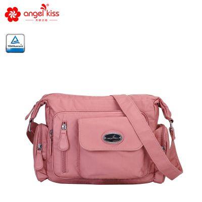 Angel kiss品牌欧美时尚女包潮流女士单肩小方包20新款斜挎小方包