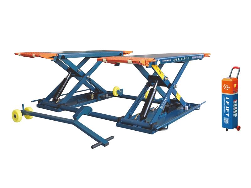 QY-6010A 3吨低位超薄小剪