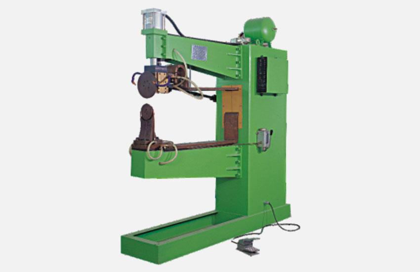 廣州眾幫焊接設備-洗物盆專用縫焊機