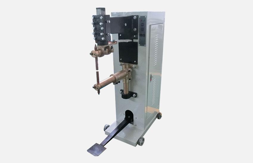 廣州眾幫焊接設備-35KVA腳踏碰焊機