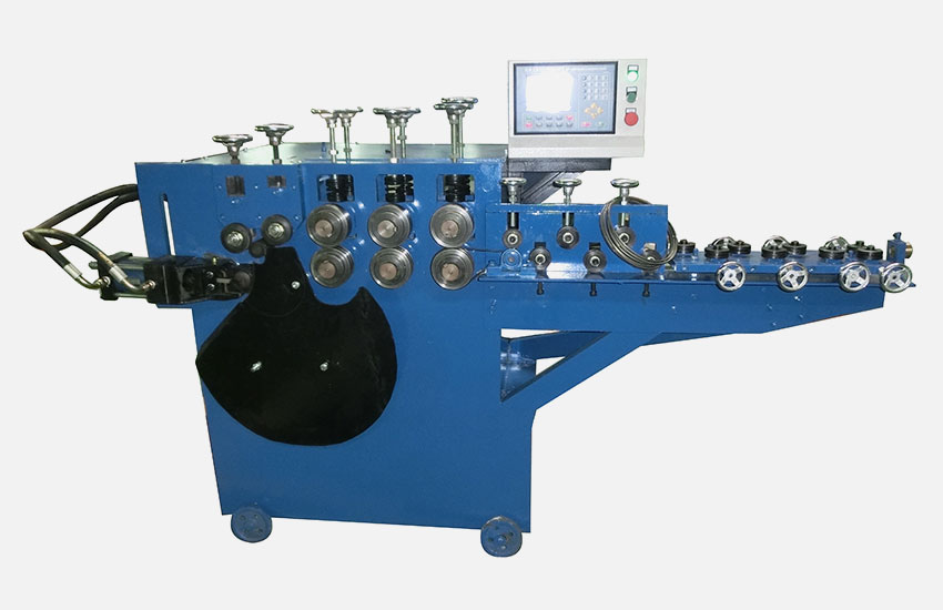 广州众帮焊接设备-数控打圈机