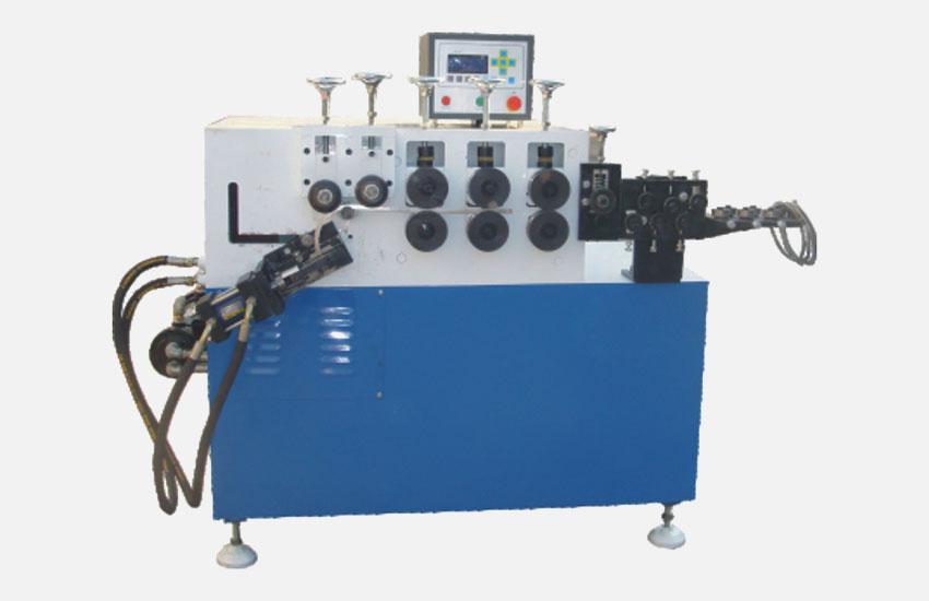 广州众帮焊接设备-液压打圈机