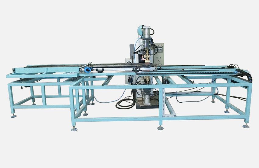 廣州眾幫焊接設備-中頻XY軸網片排焊機