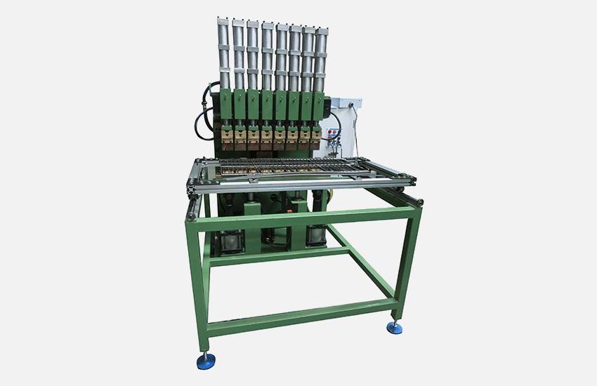 自動排焊機-多缸排焊機-焊網機