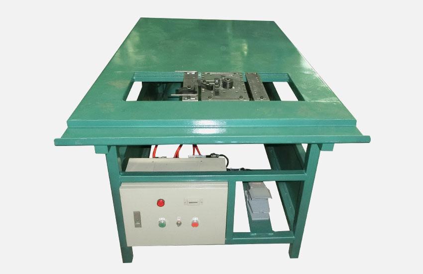 广州众帮焊接设备-气动弯框机