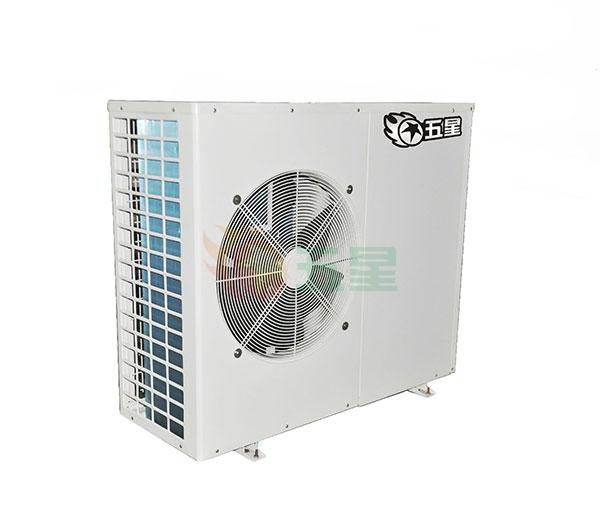 低温采暖机