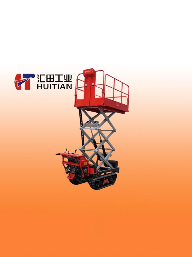 自走履带式高空作业平台
