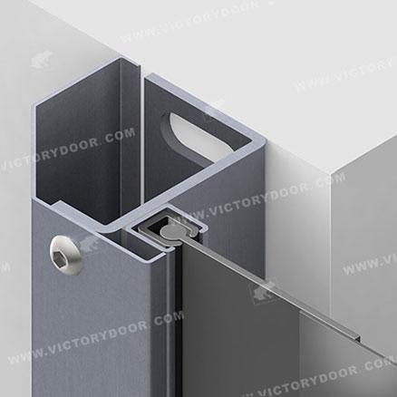 Sealed  clean high speed door