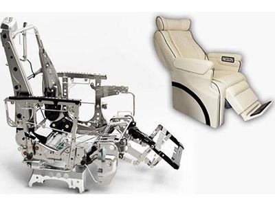 航空座椅结构件